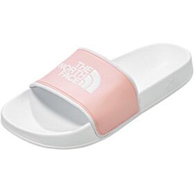 The North Face W's Base Camp Slide II Slippers TNF White/Evening Sand Pink